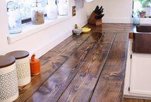 idei lemn simple