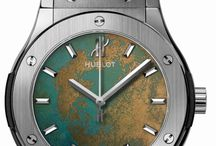 Swiss Made Watches / News from the Swiss Watch Industrie