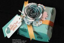 PaperCraft - Hamburger Box Die