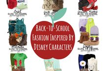 Back to School Fashion / Gear and apparel to help you get ready for back to school!