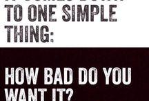 Motivation row