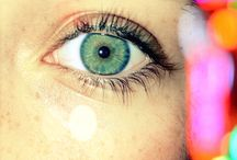 eyes / edited photos of my eyes for you all to enjoy xoxo❤️