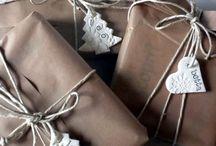 Karácsonyi Ajándék Csomagolás