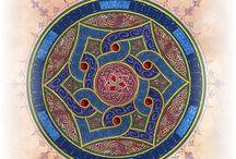 Desen - osmanlı motifi & selcuklu