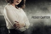 Agent Carter / I loved the character of Agent Peggy Carter in Captain America, and I'm thrilled she's got a TV series! Female spies rock :)