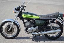 Kawasaki 500 / My first big bike