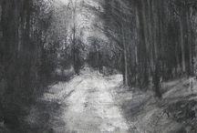 sketches coal