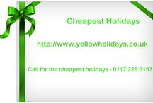 best cheapest holidays