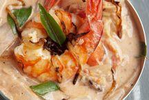 Cuisine - Poisson/crustacé / Poisson/crustacé
