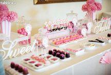 pasteLOVE / Blady róż - kwintesencja romantyzmu. Delikatne wzory pastelowe kolory i romantyczny nastrój - przepis na udany ślub, wesele i miejmy nadzieję całe małżeństwo :)
