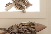 Wood fish 2 / Drift wood