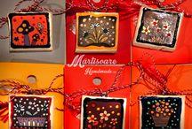 Martisoare / Martisoare handmade