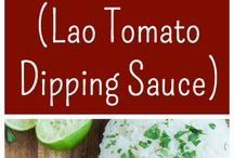 Southeast Asian Food / Wonderful recipes from Thailand, Laos, Vietnam, and more!