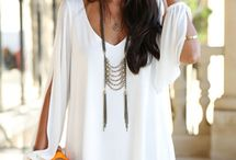 Chiffon High Low Outfits