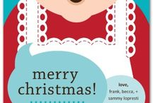 DIY Christmas Inspiration / Great Christmas card designs