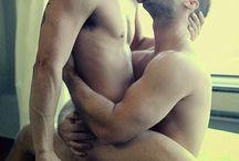 Kissing Gay