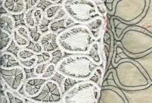Romanian point lace tutoriel