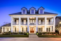 Merveilleux The Alexandria   Design Tech Homes / The Greek Revival Style Architecture  By Design Tech Homes