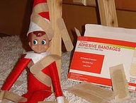 Elf on the Shelf Ideas / by Jake Rosenberg