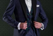 Black Tie 2016 Collection - Ottavio Nuccio Gala / Groom suits Black Tie new collection: Lapeps or shawl tip smoking, frac and smoking taste suits. Bow tie and cummerbund or low vest as main option.