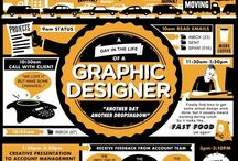 Graphic Design Infographics / Info-graphics more than fascinating pictures, make studying new points far more satisfying. As with most situations today, there's a background that dates back a ways in terms of graphic-design back.