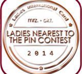 Ladies Nearest to the Pin / Golfwettbewerb