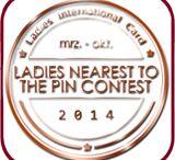 Ladies Nearest to the Pin / Golfwettbewerb