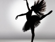 when beauty falling in love with power, call it Ballet!