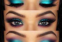 make-up! :D