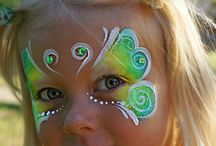 Fairy Facepainting