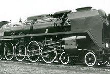 Trains de légendes