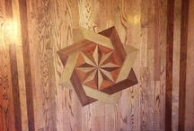 Saint Louis Hardwood / Various Hardwood Designs I have found in Saint Louis Homes. http://DanBrassil.com