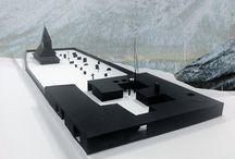 architectural model..