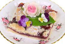 Edible Flowers (flores comestibles) / by Silvia Busso Leonori