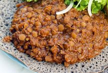 Recipes - African