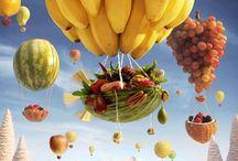 Frutas e plantações  / Existem vários tipos de frutas consideradas comestíveis em diversas partes do mundo.As frutas de clima temperado são quase todas produzidas em árvores ou arbustos lenhosos ou lianas.As frutas tropicais são produzidas por plantas de todos os tipos de habitat. A única característica comum que elas compartilham entre si é a sua intolerância às geadas. Importância para a saúde e na culinária