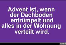 Sprüche  Advent