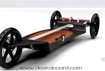 DESKA Board/ The CitySurf