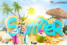 Vietnam Cambodia Summer Holiday Promotion - JULY 2015 / Great offers for July holidays in Vietnam - Cambodia. Enter the middle of summer with a lot of fun. July is the first month of summer holidays off-school for all students or the start of a gap year, also the time families go on annual vacation. We just add 14 previledge tours for you with beaches, outdoors and culture experience. See more at http://vietnamcheappackages.com/summer-promotion/great-offers-summer-holidays-july-2015.html