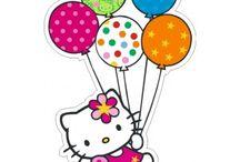 Hello Kitty Fever... / by Brooke Merrell Johnson