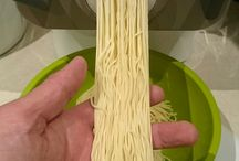 Philips pasta & noodle maker recipes