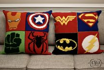 Crochet-Superhero