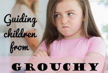Directing children