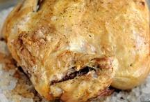 cook: dinner-chicken / by Katie Hisey