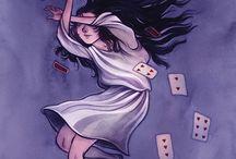 Alice in W:Cory Godbey / Alice in wonderland (illustrator)