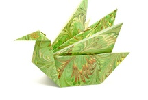 Origami / Origami inspiration, plus some of the great origami you've created using Dover Publications as your guide.