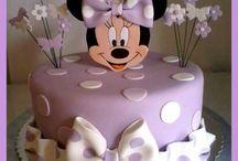 τούρτες γενεθλίων Mini-Mickey / παιδικά χαμόγελα!!