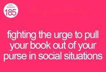 Books Books Books!!