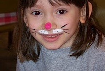 Face painting for Party / by Dianne Stone