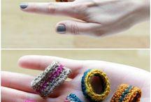 Knitted Jewerly